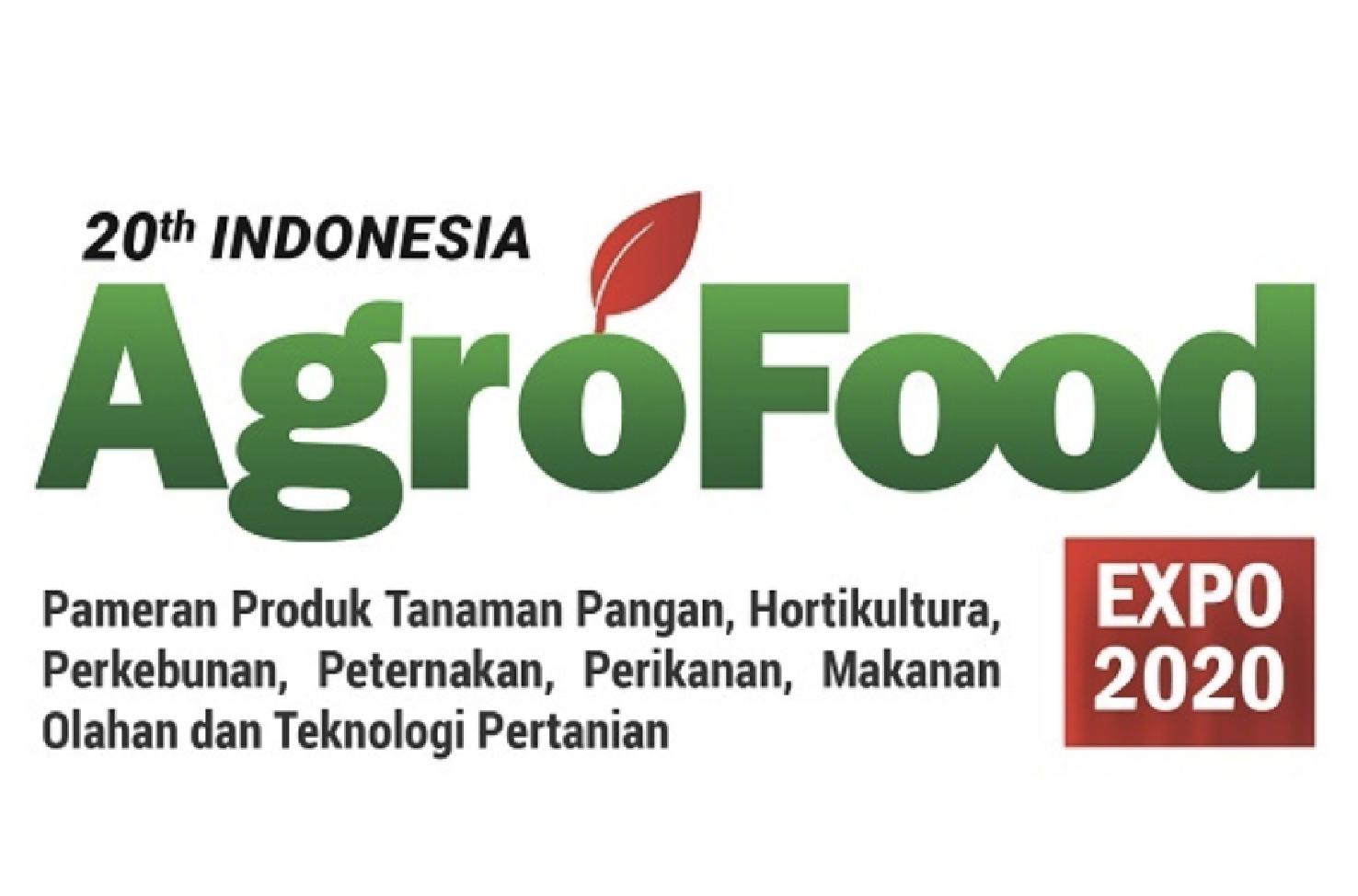 AgroFood Expo 2020 JCC 9–12 April 2020