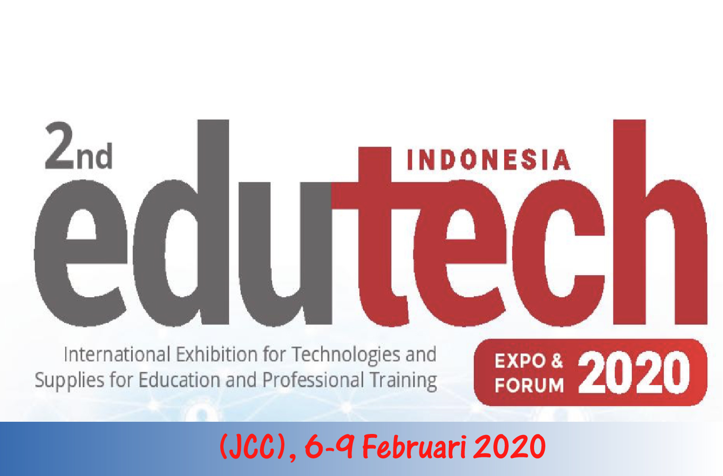 Indonesia International Education & Training Expo (IIETE) JCC, 6-9 Februari 2020