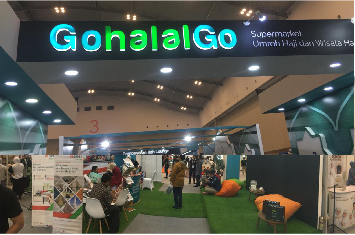 Halal Expo Indonesia (HEI) 6-8 Desember 2019 at ICE BSD