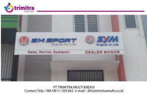 Jasa pembuatan Signboard di Jakarta