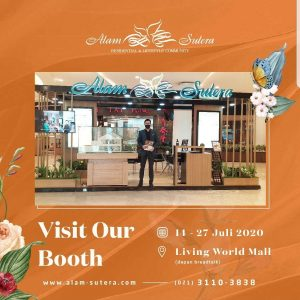 Booth Alam Sutra property Expo