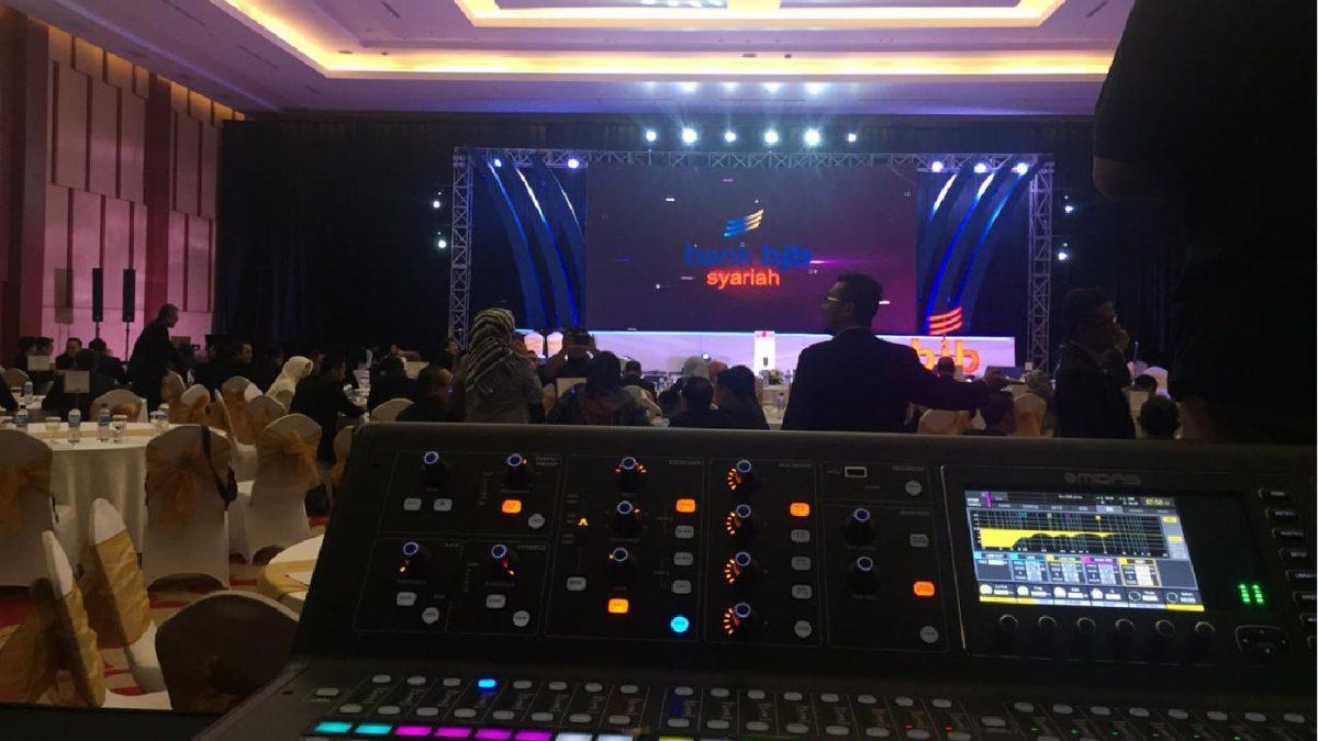 Jasa penyewaan sound system di Bandung